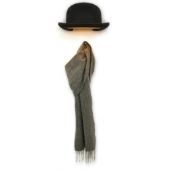 Innermost Jeeves Wall Lamp | Black