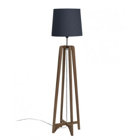 Cross Floor Lamp in Natural Colour