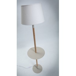 Marais Soft White Floor Lamp