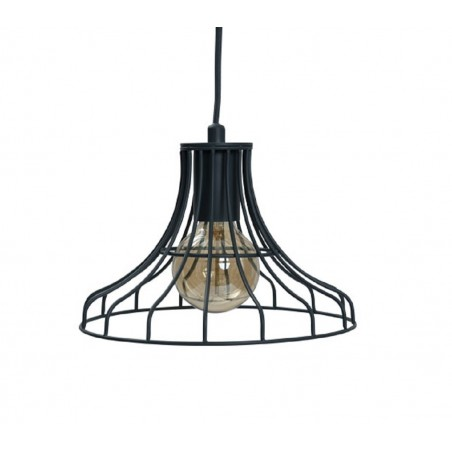 Bell Wire Pendant Lamp