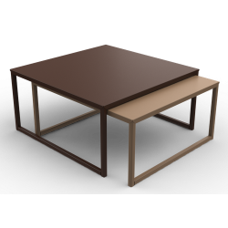 Matiere Grise Tiptop 2 in 1 Low Table   30 Colors