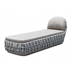 Skyline Design Strips Single Lounger