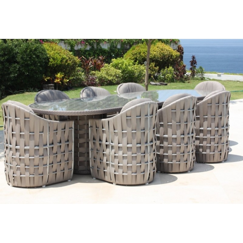 Skyline Design Strips Dining Chair