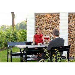 Gardeluxe Adonis Garden Chair