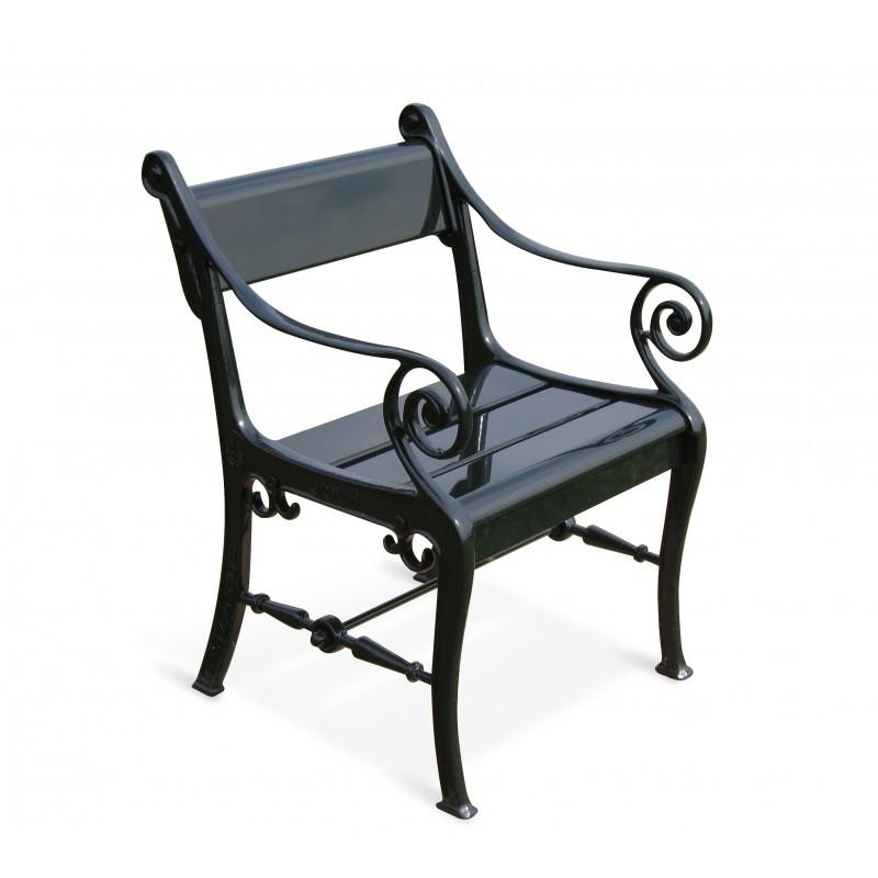 Gardeluxe Zeus Garden Dining Chair