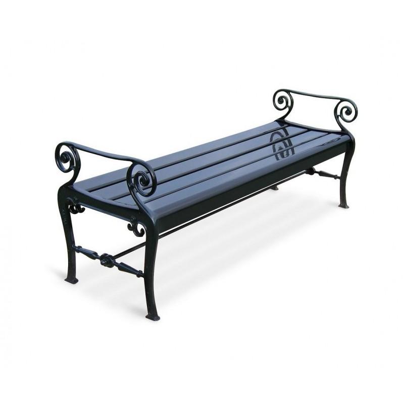 Gardeluxe Garden Bench Helios-M