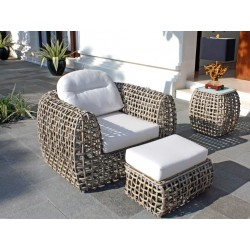 Skyline Design Dynasty Arm Chair