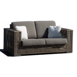 Skyline Design Castries Love Seat | 2 Seat