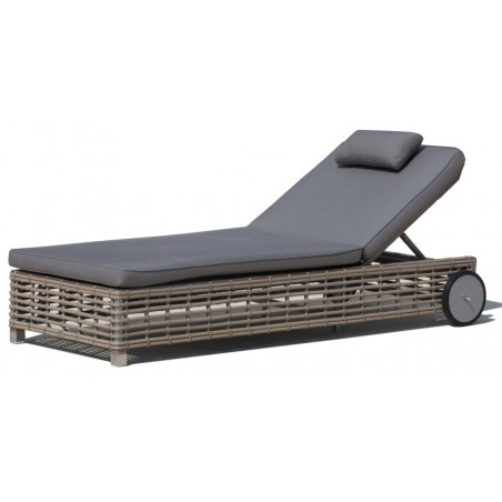 Skyline Design Castries Lounger