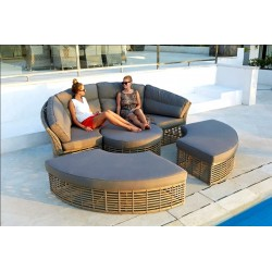 Skyline Design Castries Day Bed