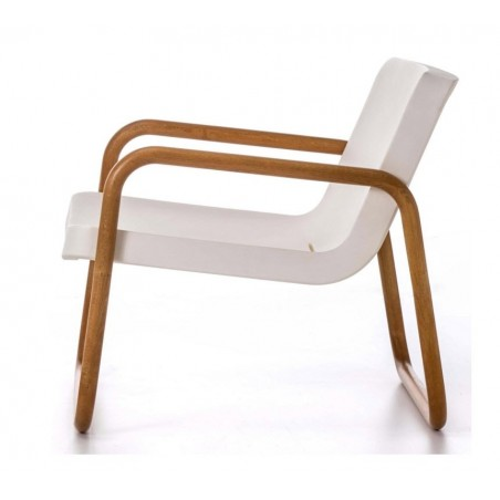 Time Out Armchair - Iroko or Steel Legs