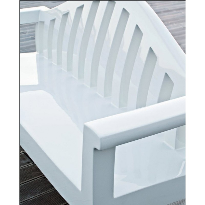 Serralunga Giuiletta Outdoor Bench