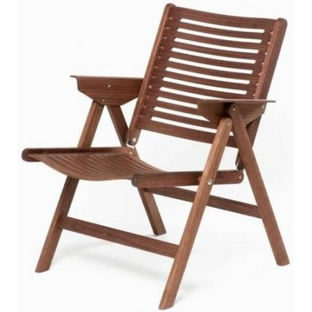 Rex Folding Lounge Chair by Rex Kralj
