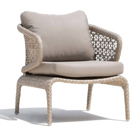 Skyline Journey Outdoor Armchair in Weather Proof Rattan