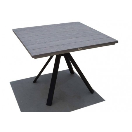 Skyline Chatham 4 Seat Dining Table | Recycled Teak top