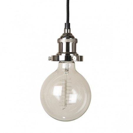 Prohibition Pendant Fitment | Polished Nickel