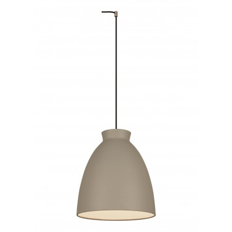 Dyberg Larsen I.DL Milano Matt Grey Hanging Lamp