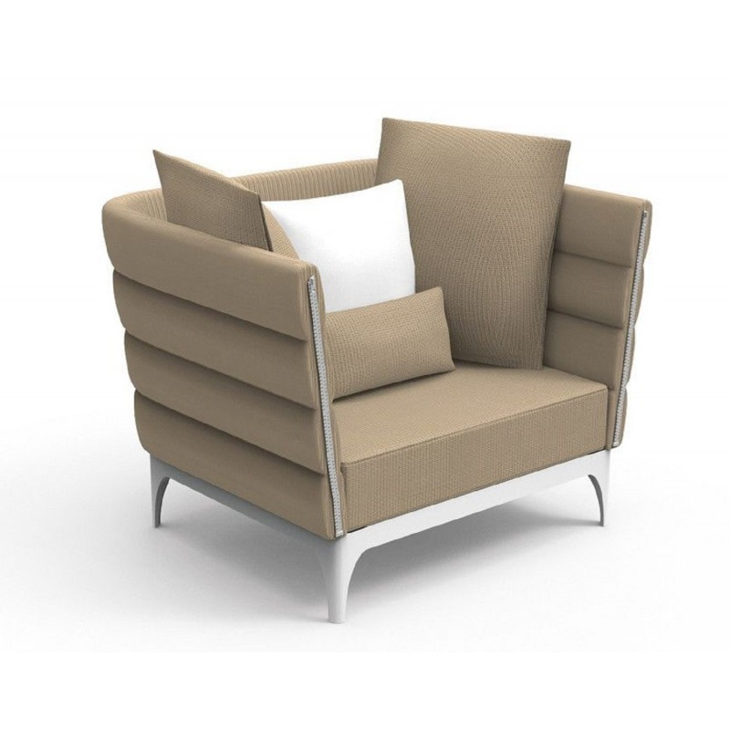 Talenti Pad Luxury Outdoor Italian Armchair