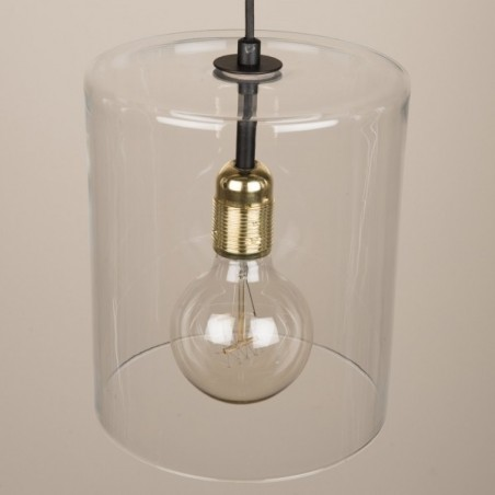 Culinary Concepts Ludlow Glass Pendant - Clear
