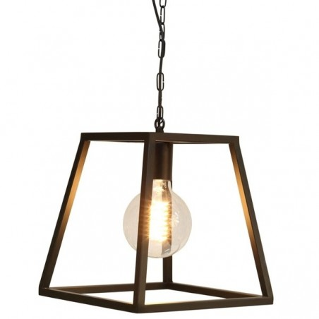 Vienna Single Trapeze Chandelier Frame
