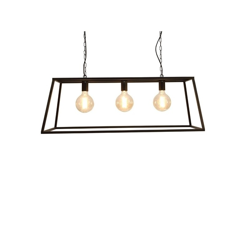 Culinary Concepts Vienna Triple Trapeze Chandelier Frame