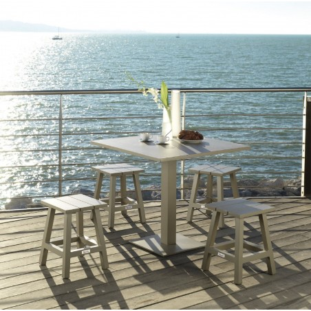 Talenti Maiorca Outdoor Table | 80x80