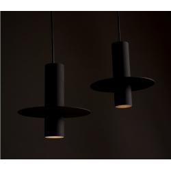 Covo Kreis Pendant Lamp in Black