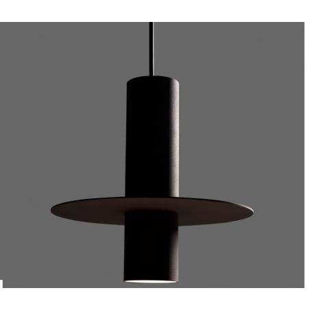 Kreis Pendant Lamp in Black by Covo