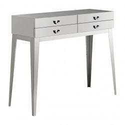 Unisonic Stainless Steel Console Table