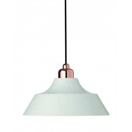 Dyberg Larsen I.DL Momentum White Pendant - Copper Top