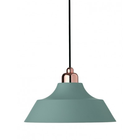 Dyberg Larsen I.DL Momentum Grey Pendant - Copper Top