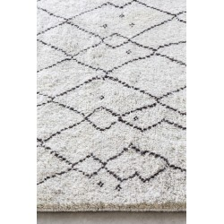 Marrakesh Natural Grey Massimo Berber Rug
