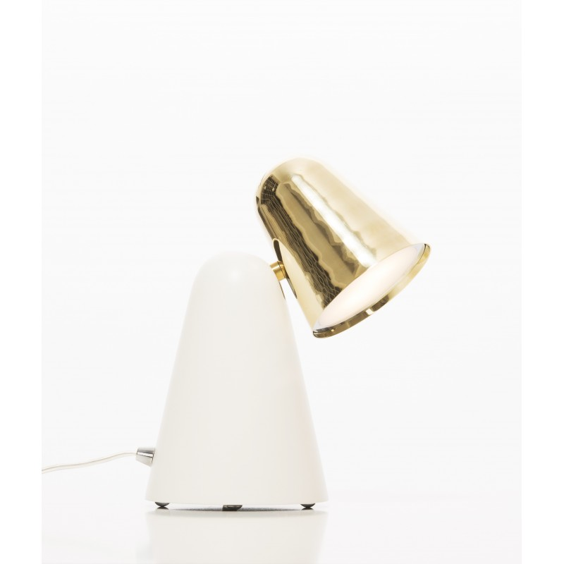 Formagenda Peppone Table Lamp | Brass | Copper | Black
