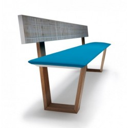 Trutable Dining Bench by Fish Design Market