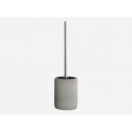 Cement Toilet Brush & Holder | House Doctor
