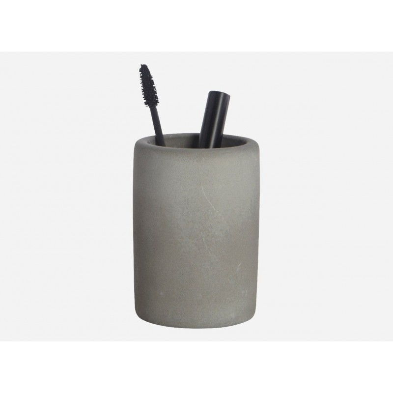 Raw Aluminium Toilet Roll Holder | House Doctor