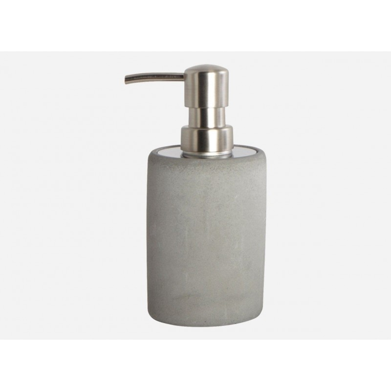 Cement Bathroom Soap Dispenser | House Doctor