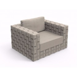Talenti Patch Outdoor Armchair