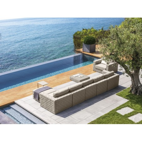 Talenti Patch Sectional Outdoor Sofa | Sofa