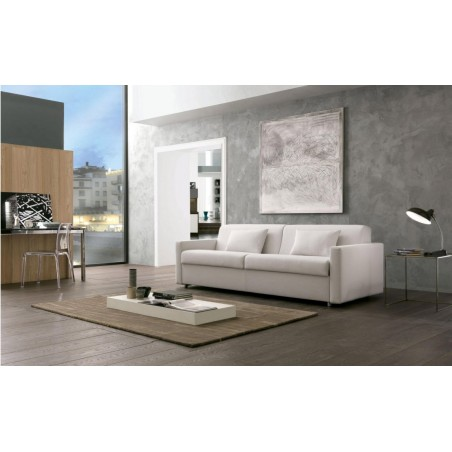 Italian Loop Sofa Bed from Pozzi