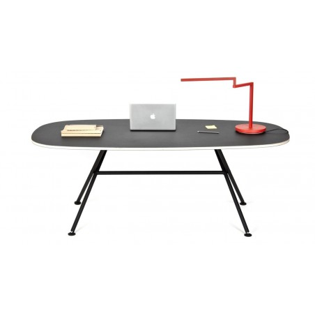 La Cambre Trestle Table by Objekten Systems