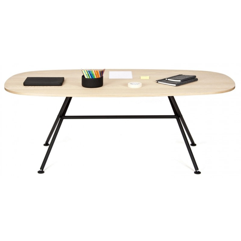 Oval 200cm Dining Table by Objekten Systems