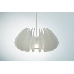 Michelle White Pendant Lamp Shade Norla Design