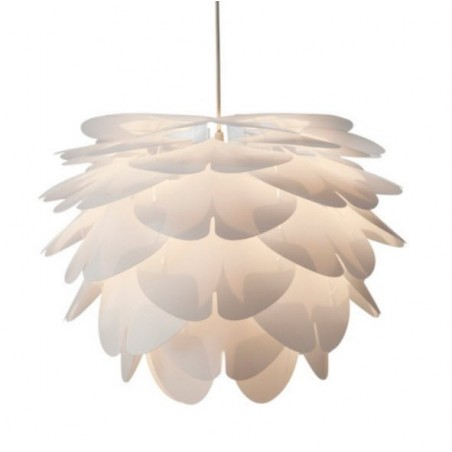 Zen White Pendant Lamp Shade Norla Design