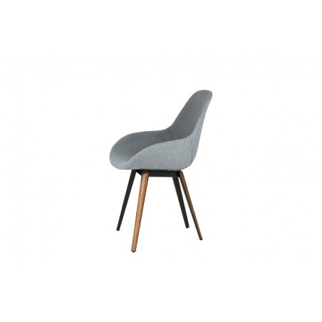 Slice Dimple Pop Chair by Kubikoff | Fabric