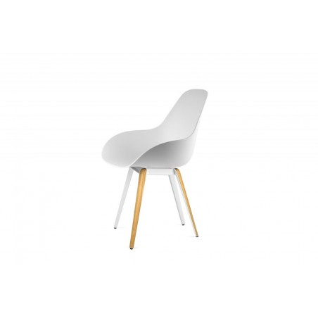 Kubikoff Slice Dimple Closed Dining Chair
