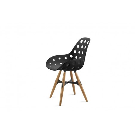 Kubikoff Zigzag Dimple Polypropylene Chair