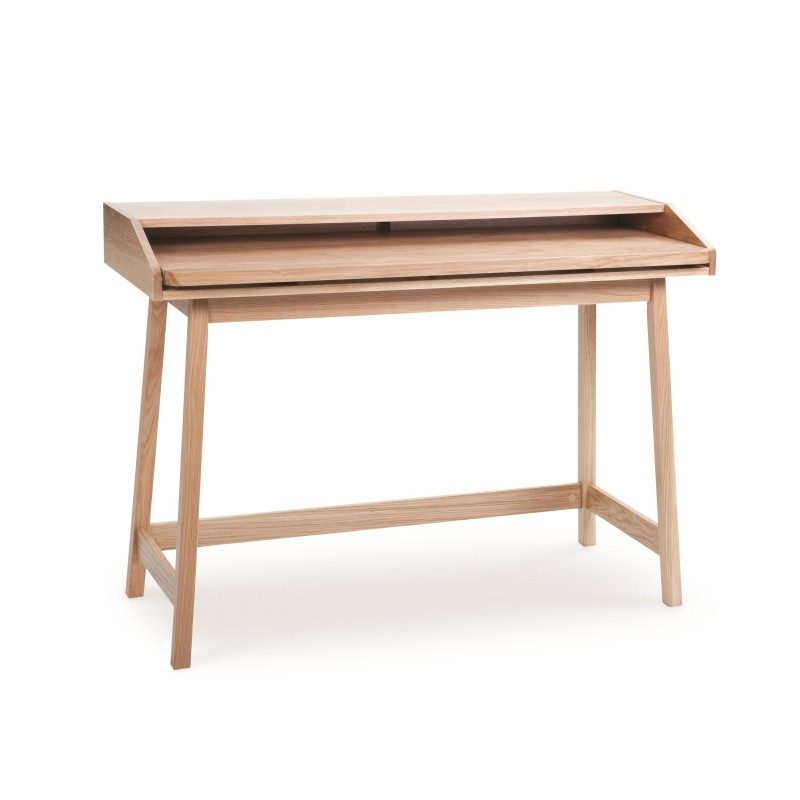 Farsta Desk Solid Wood Legs