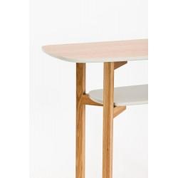 Cee Oak Console Table