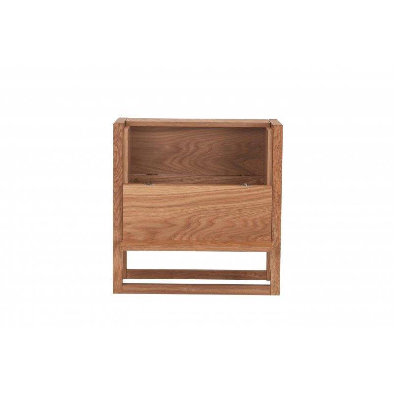 Woodman NewEst Oak Floor Home Mini Bar